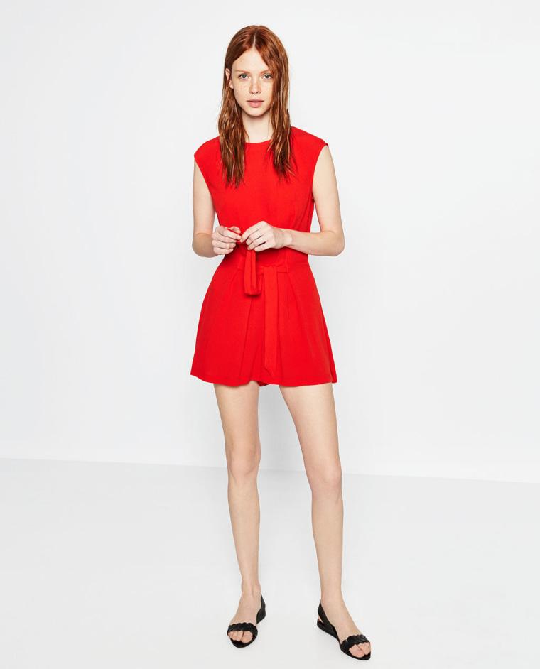 Zara short jumpsuit