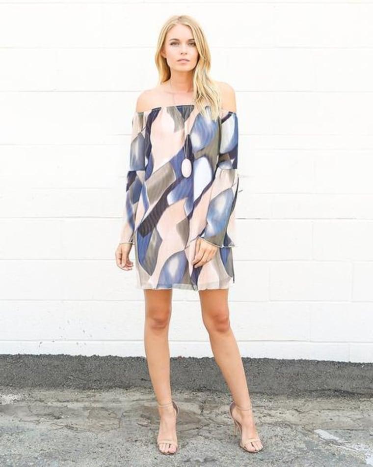VICI Catch The Breeze Dress