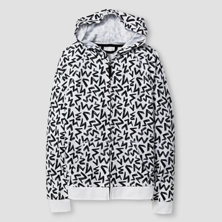 Target Cat & Jack hooded sweatshirt