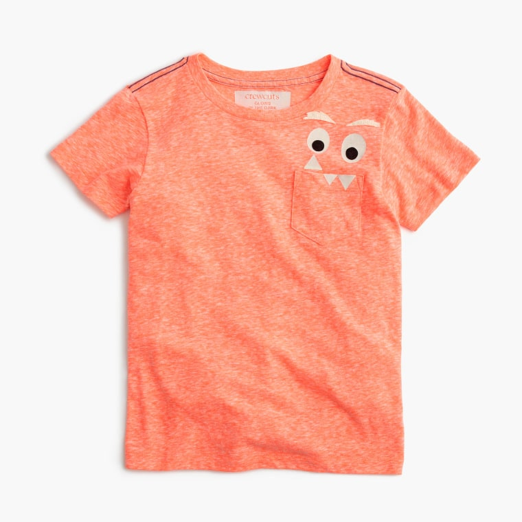 J.Crew glow-in-the-dark t-shirt