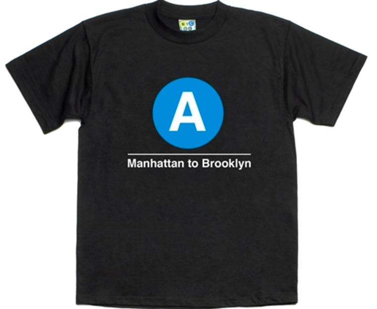 Classic Subway Line T-Shirt