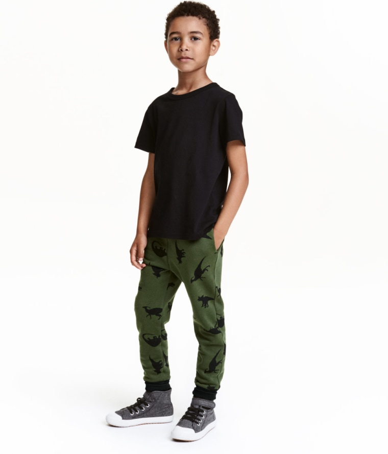 H&M sweatpants for kids