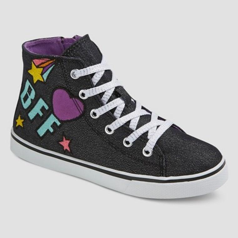 Target Cat & Jack sneakers