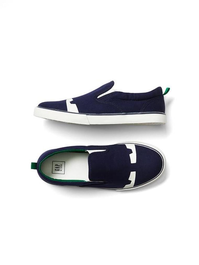Gap glow-in-the-dark sneakers