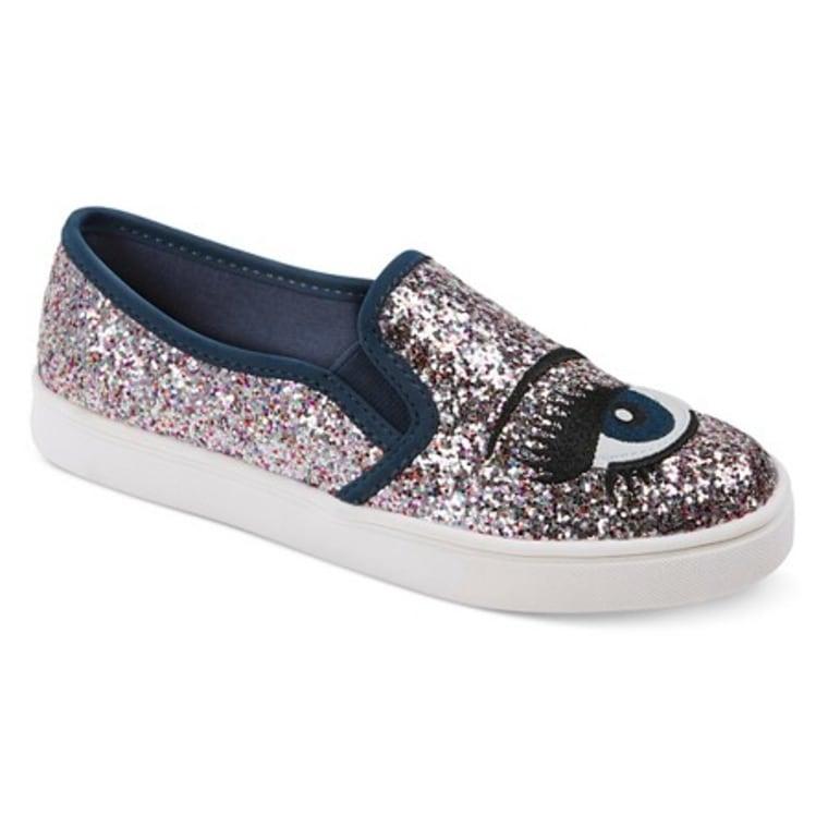 Target glitter sneakers