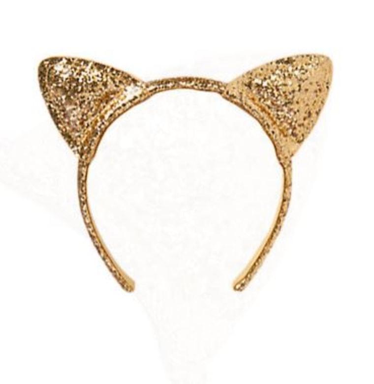 Gymboree Glitter Cat Ears