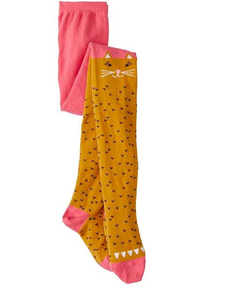 Hanna Anderson cozy critter tights