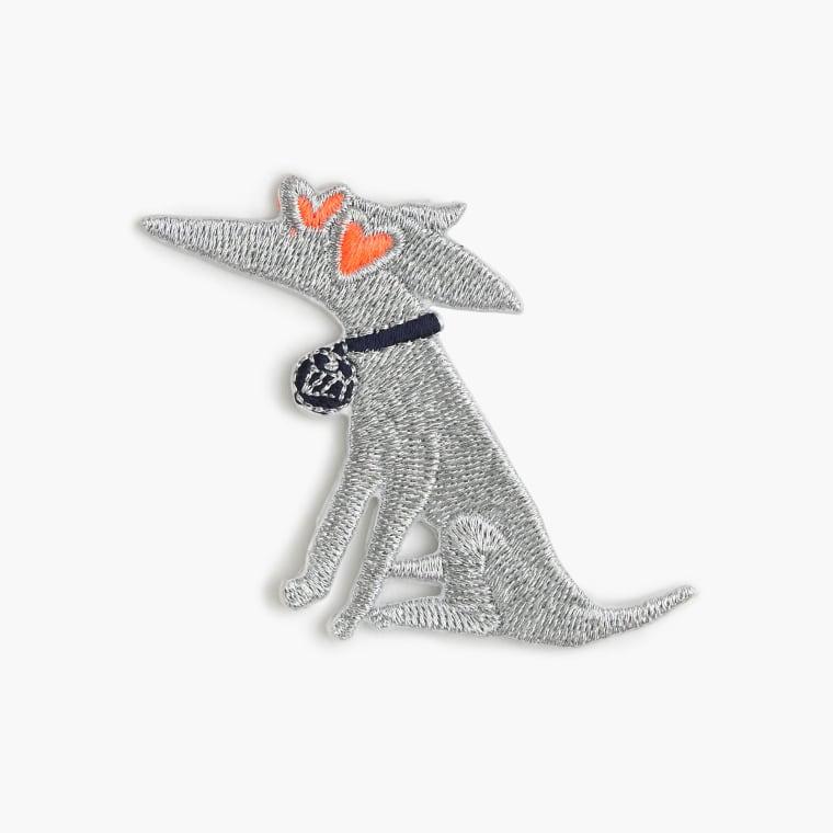 J.Crew critter patch