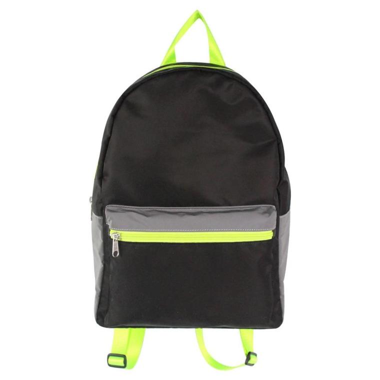 Target reflective backpacks