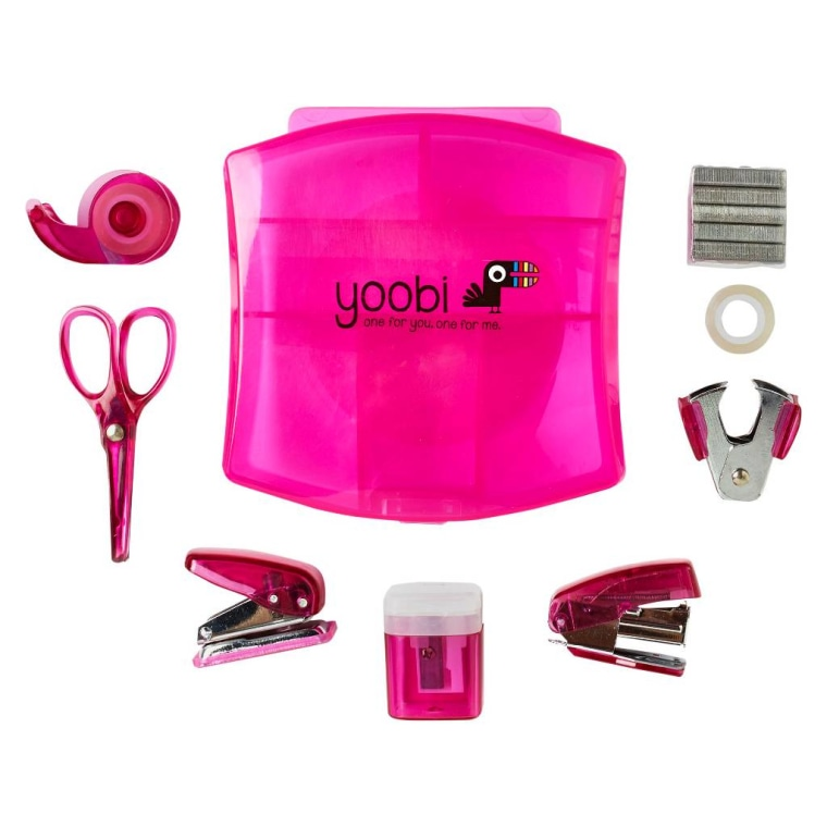 Target Yoobi Mini Office Supply Kit