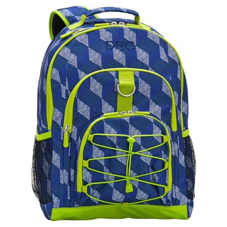 PB Teen Gear-Up Multi Cubist Backpack