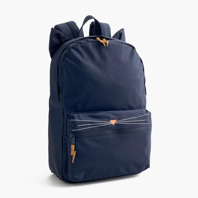 J.Crew Kids' Kitty Backpack