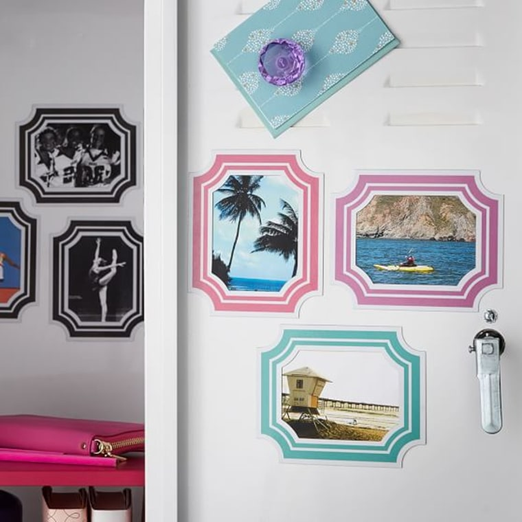 PB Teen Decal Picture Frames