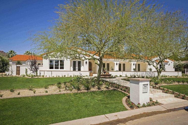 Michael Phelps' Arizona home