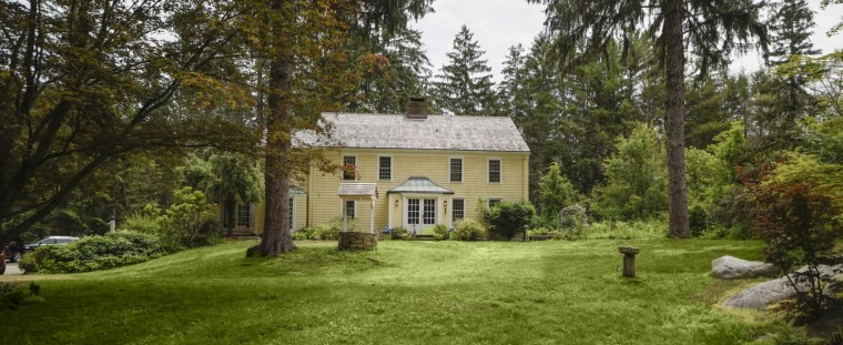 267-year-old home in Connecticut