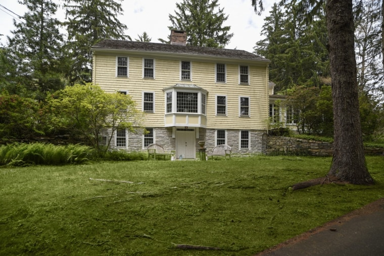 267-year-old Connecticut home