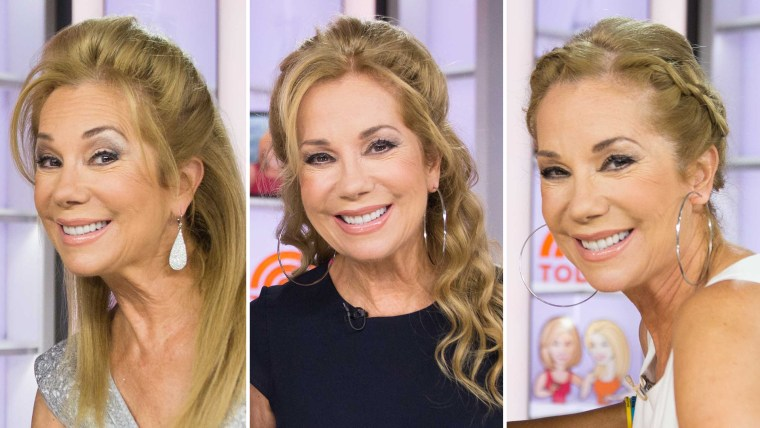How to get Kathie Lee Gifford\'s curly hairstyle on TODAY