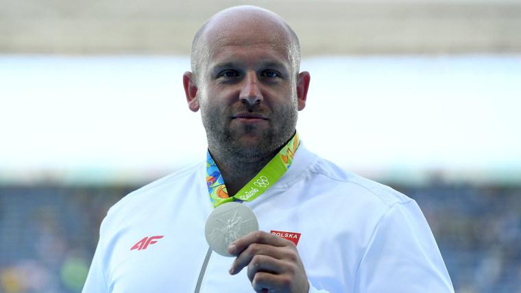 Image: Athletics - Olympics: Day 8