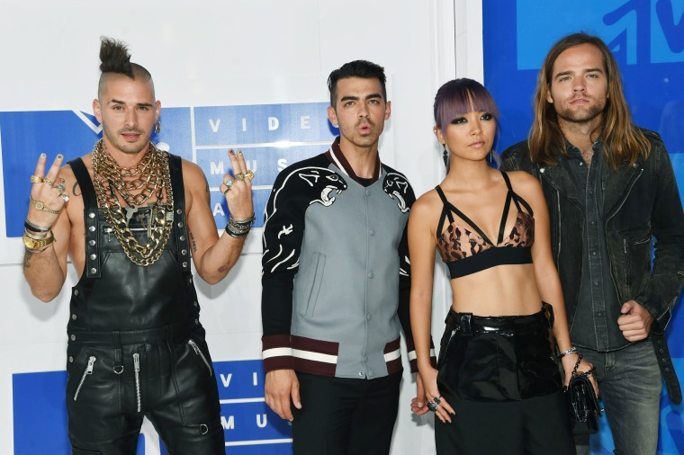 DNCE 2016 MTV Video Music Awards