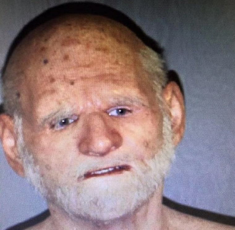 Amazing Old-Man Disguise Helped 31-Year-Old Fugitive Evade Cops for