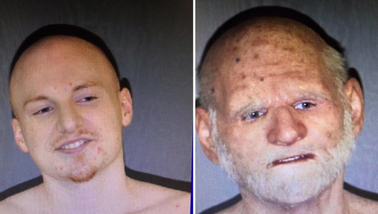 Amazing Old-Man Disguise Helped 31-Year-Old Fugitive Evade