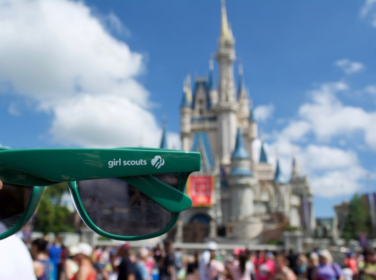 Girl Scouts of the USA Teams Up With Disney