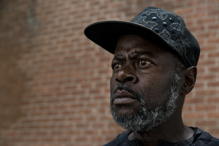 Duane Ronald Neal, 57, is a resident of the West End, a low-income neighborhood in downtown Cincinnati.