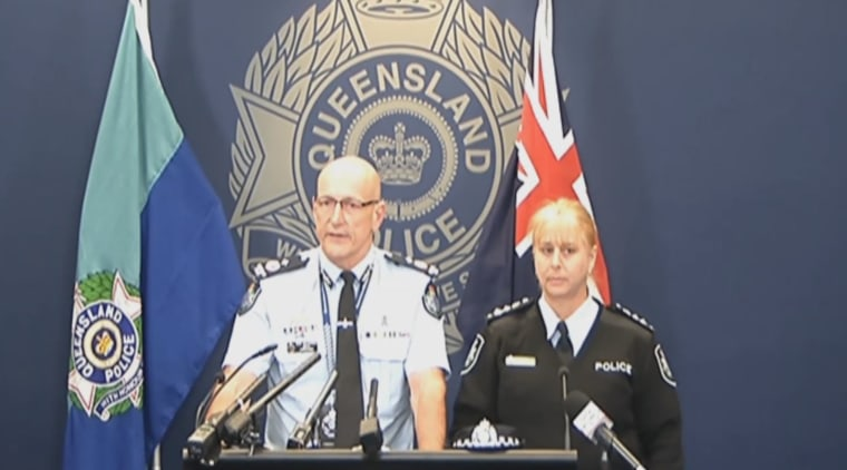 Police give an update on the killing.