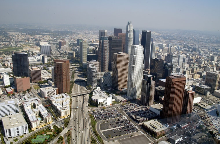 Image: Aerials of Los Angeles