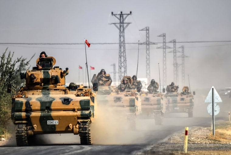 Image: Turkish Army tanks