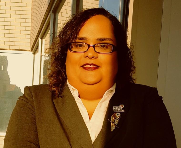 National LGBTQ Task Force's Victoria Rodríguez Roldán