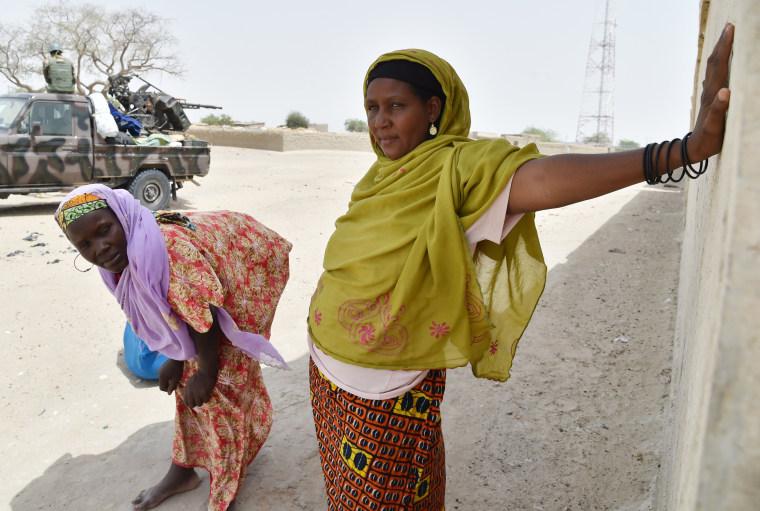 Image: NIGER-BOKO-HARAM-UNREST-POPULATION
