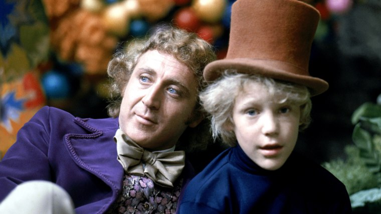WILLY WONKA AND THE CHOCOLATE FACTORY, Gene Wilder, Peter Ostrum, 1971
