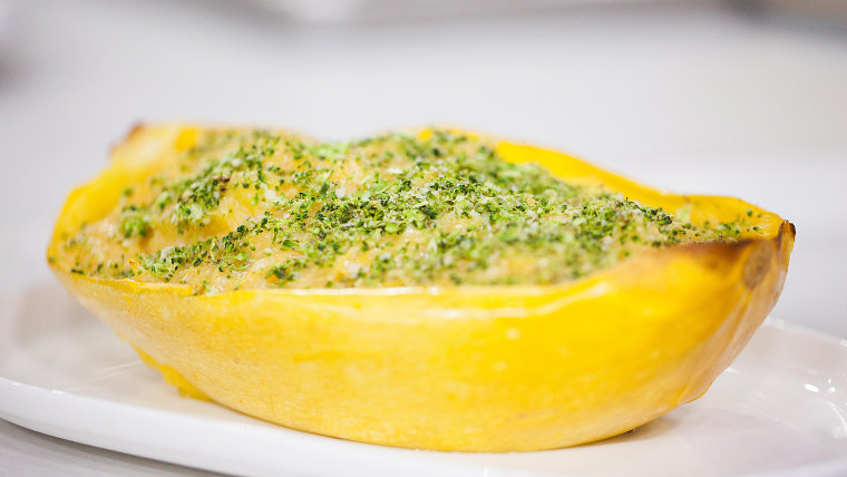 Joy Bauer's paleo-friendly cheesy pasta