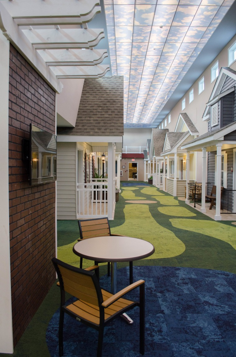 Lantern assisted living