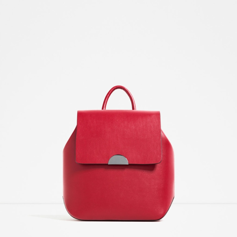 Zara Rigid Backpack