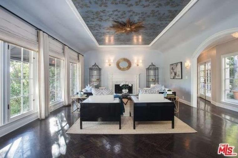 Joel McHale's Hollywood Hills home