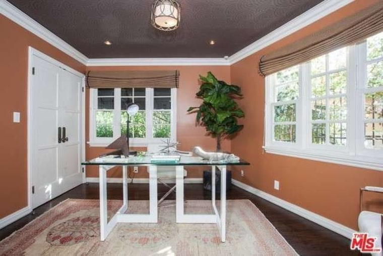 Joel McHale's Hollywood home