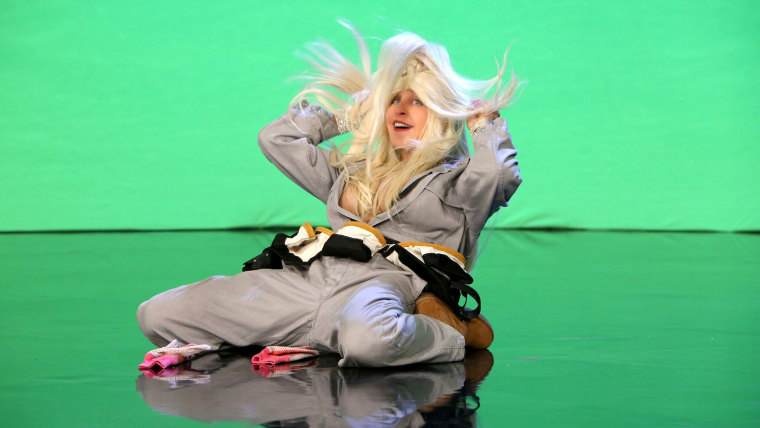 Ellen DeGeneres in Magic Michelle