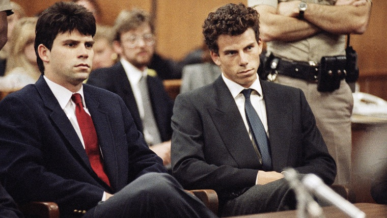 Menendez Brothers Trial 1990