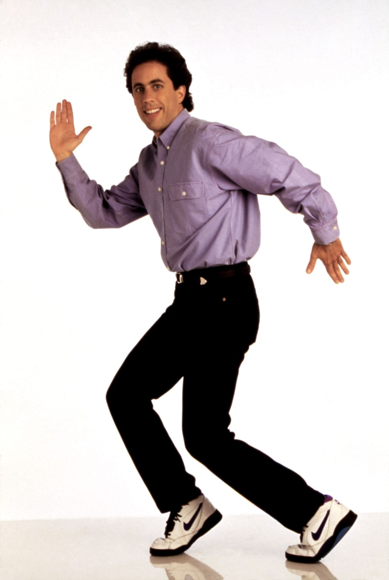 SEINFELD, Jerry Seinfeld, 1990-1998