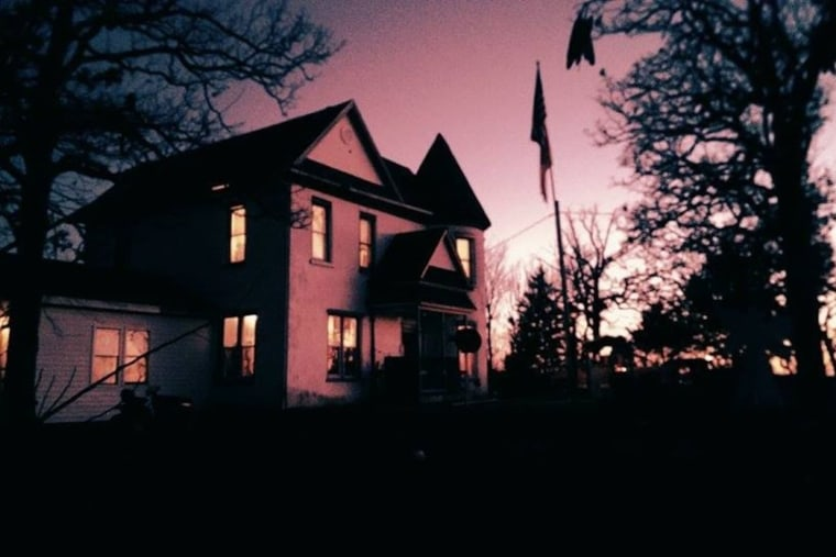 Haunted Houses you can rent on Airbnb