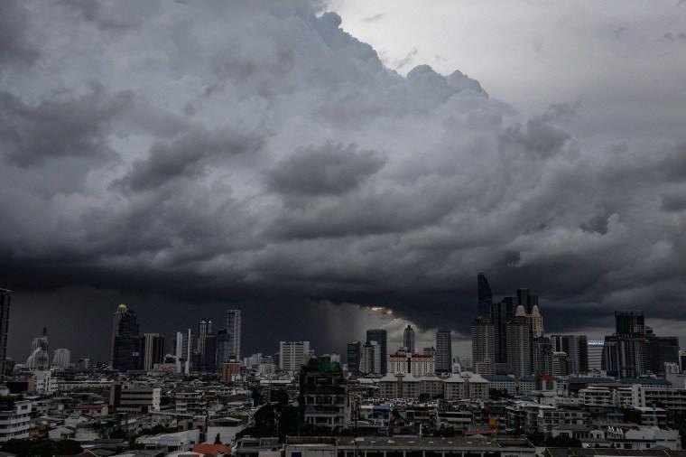 Image: TOPSHOT-THAILAND-ECONOMY
