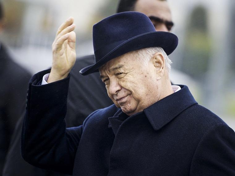 Image: Islam Karimov