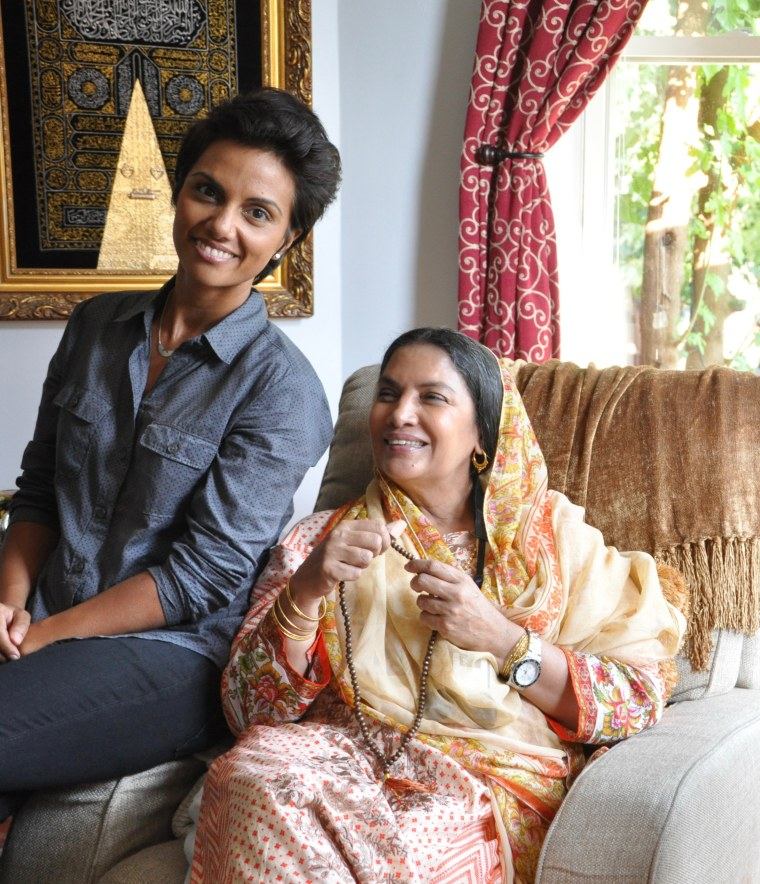 """Fawzia Mirza and Shabana Azmi will play a daughter and mother in Mirza's upcoming """"Signature Move,"""" which examines love, familial bonds, and professional wrestling."""