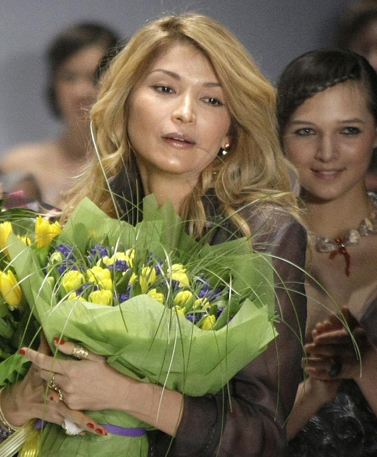 Image: Gulnara Karimova