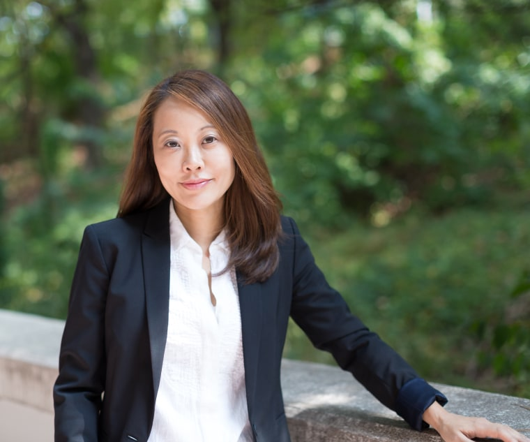 "Krys Lee, who wrote the short stories collection ""Drifting House,"" recently released a new novel titled ""How I Became a North Korean."""