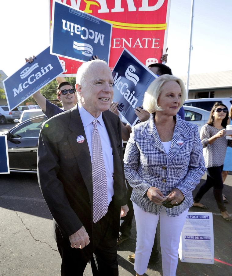 John Mccain Latest News Photos And Videos: Romney And McCain To Make Case For GOP, But Not Its Nominee