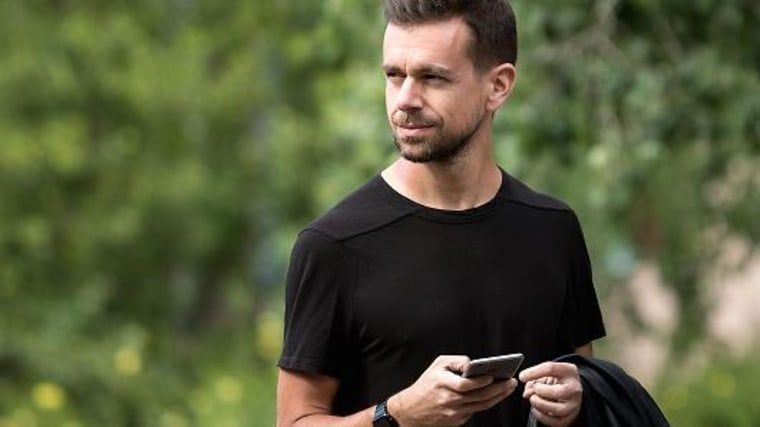 Twitter CEO Jack Dorsey | Getty Images