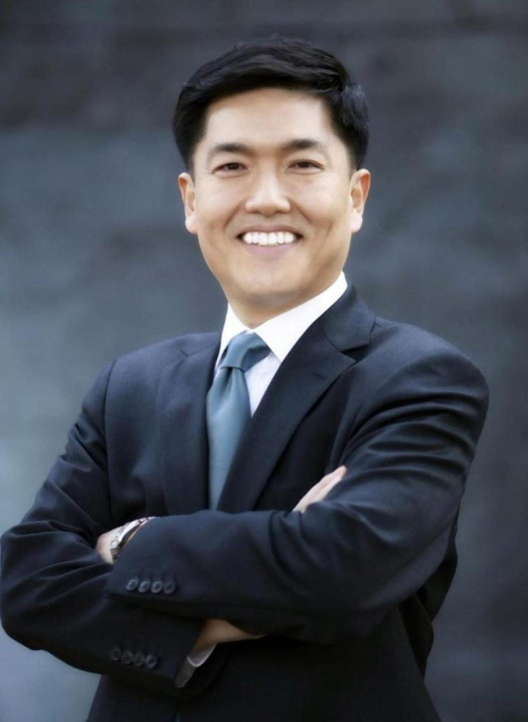 S.J. Jung a candidate for the New York State Senate from Queens.
